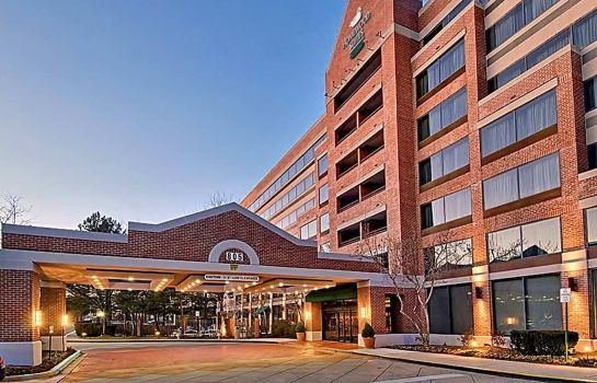 Außenansicht Homewood Suites Gaithersburg- Washington DC North