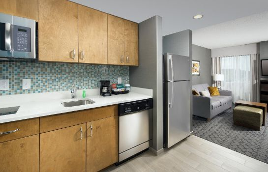 Hotel-Bar Homewood Suites Gaithersburg- Washington DC North