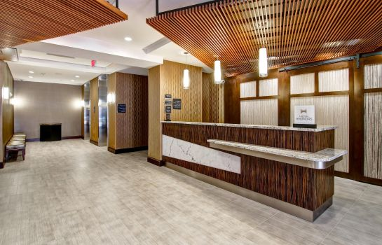 Hotelhalle Homewood Suites Gaithersburg- Washington DC North