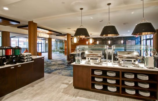 Restaurant Homewood Suites Gaithersburg- Washington DC North