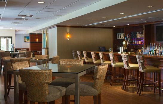 Hotel-Bar Towson University Marriott Conference Hotel