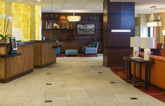 Hotelhalle Towson University Marriott Conference Hotel