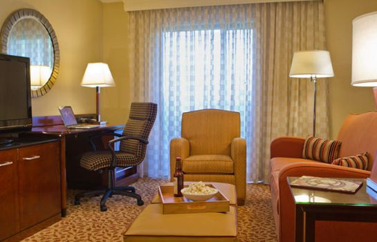 Zimmer Towson University Marriott Conference Hotel