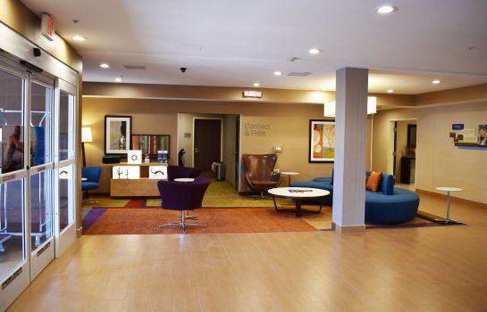 Hotelhalle Fairfield Inn & Suites Albuquerque Airport