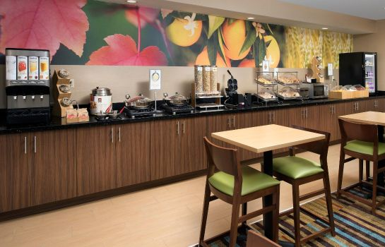 Restaurant Fairfield Inn & Suites Albuquerque Airport