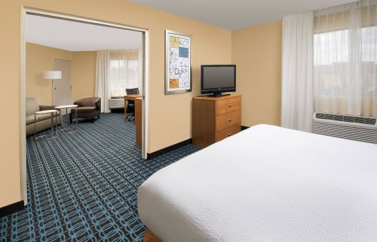 Suite Fairfield Inn & Suites Albuquerque Airport