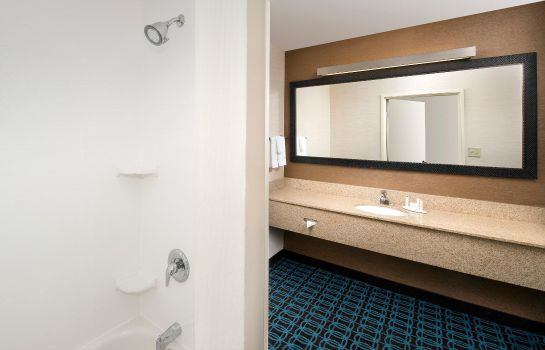 Zimmer Fairfield Inn & Suites Albuquerque Airport
