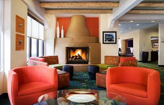 Hotelhalle Fairfield Inn Albuquerque University Area