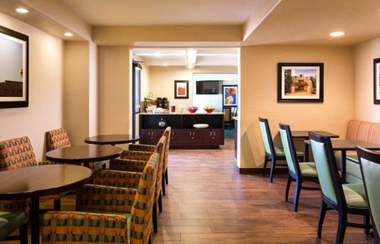 Restaurant Fairfield Inn Albuquerque University Area