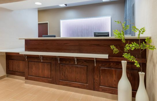 Hotelhalle Fairfield Inn Albany University Area