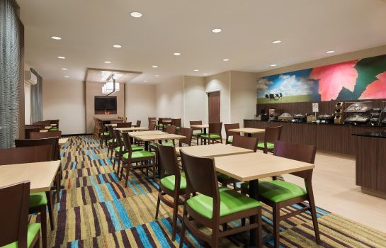 Restauracja Fairfield Inn Albany University Area