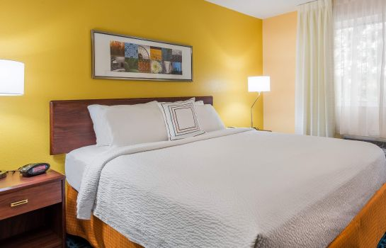 Zimmer Fairfield Inn Albany University Area