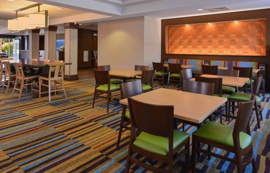 Restauracja Fairfield Inn & Suites Anderson Clemson