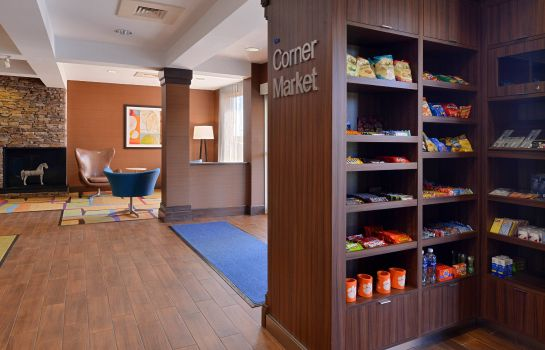 Information Fairfield Inn & Suites Anderson Clemson