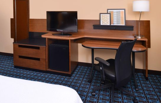 Pokój Fairfield Inn & Suites Anderson Clemson