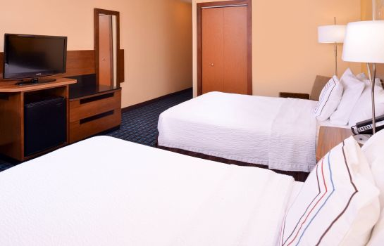 Zimmer Fairfield Inn & Suites Anderson Clemson