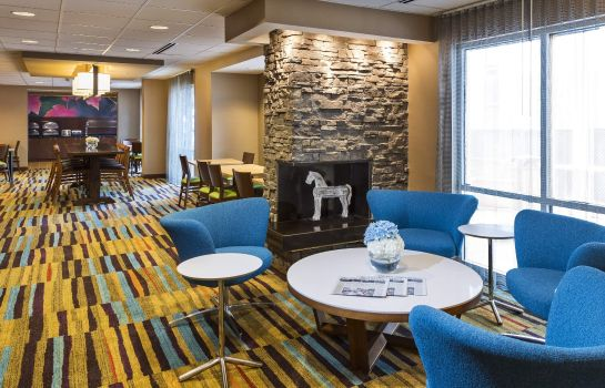 Hotelhalle Fairfield Inn & Suites Atlanta Buckhead