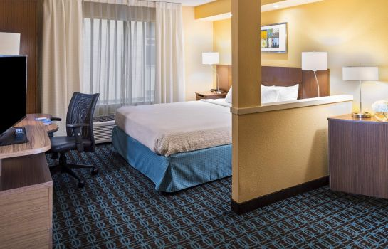 Zimmer Fairfield Inn & Suites Atlanta Buckhead