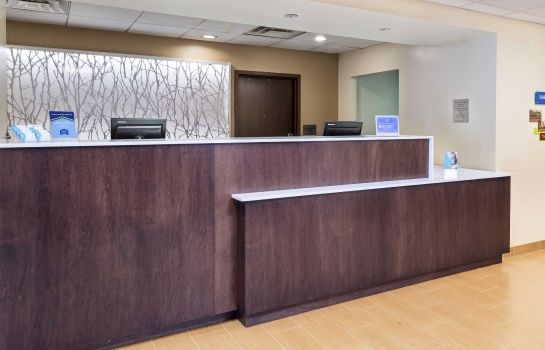 Hotelhalle Fairfield Inn & Suites Atlanta Perimeter Center