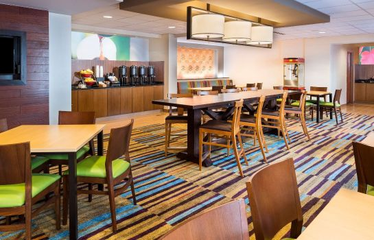Restaurant Fairfield Inn & Suites Atlanta Perimeter Center