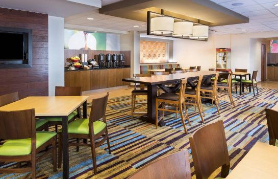 Restaurante Fairfield Inn & Suites Atlanta Perimeter Center