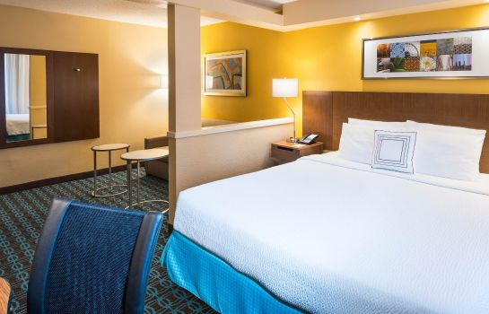 Suite Fairfield Inn & Suites Atlanta Perimeter Center