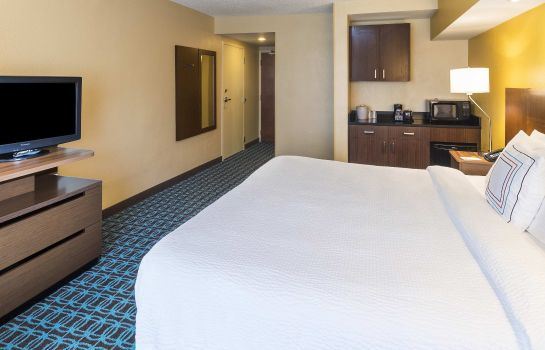 Zimmer Fairfield Inn & Suites Atlanta Perimeter Center