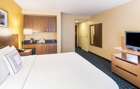 Habitación Fairfield Inn & Suites Atlanta Perimeter Center