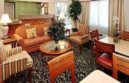 Hotelhalle Quality Inn & Suites Birmingham - Highway 280
