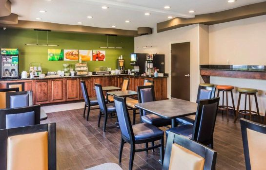 Restaurant Quality Inn and Suites Birmingham - High