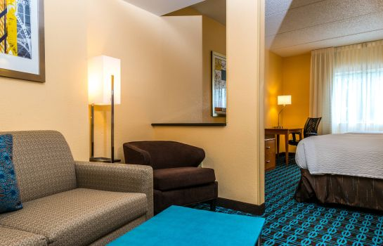 Suite Fairfield Inn & Suites Nashville at Opryland