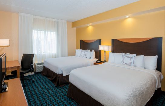 Zimmer Fairfield Inn & Suites Nashville at Opryland