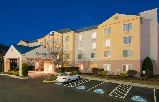 Außenansicht Fairfield Inn Columbia Northwest/Harbison