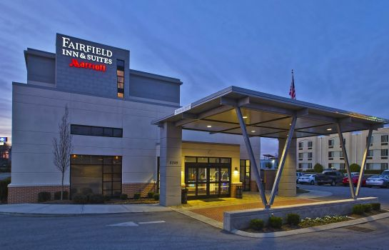 Außenansicht Fairfield Inn & Suites Chattanooga