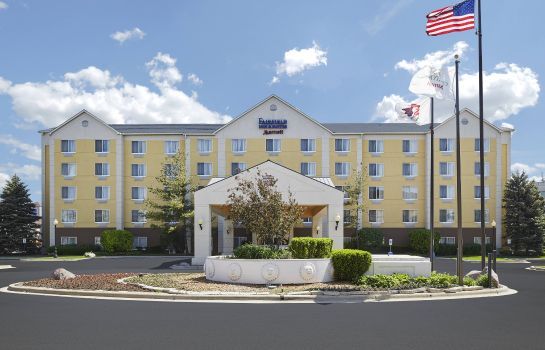 Außenansicht Fairfield Inn & Suites Chicago Midway Airport
