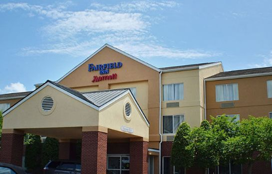 Exterior view Fairfield Inn Charlotte Northlake