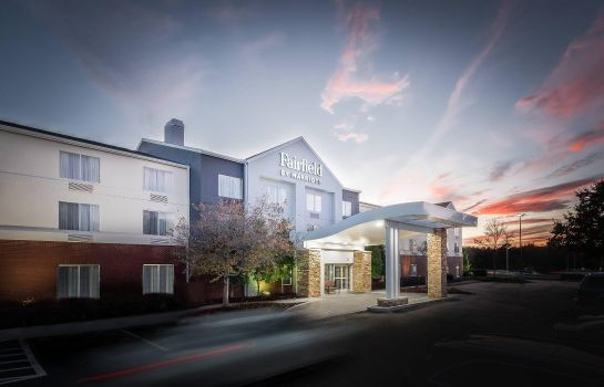 Vista esterna Fairfield Inn Charlotte Northlake