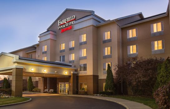 Exterior view Fairfield Inn & Suites Columbus OSU