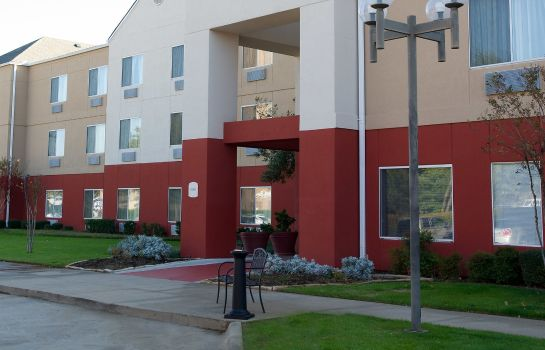 Außenansicht Fairfield Inn & Suites Dallas DFW Airport North/Irving
