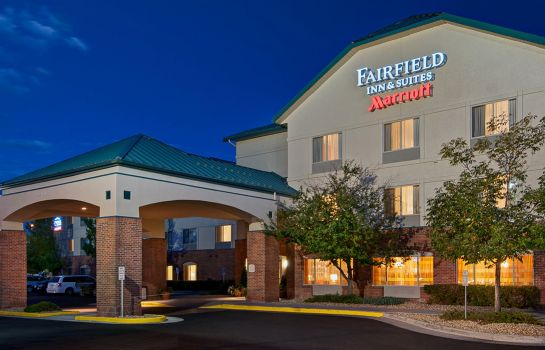 Außenansicht Fairfield Inn & Suites Denver Airport