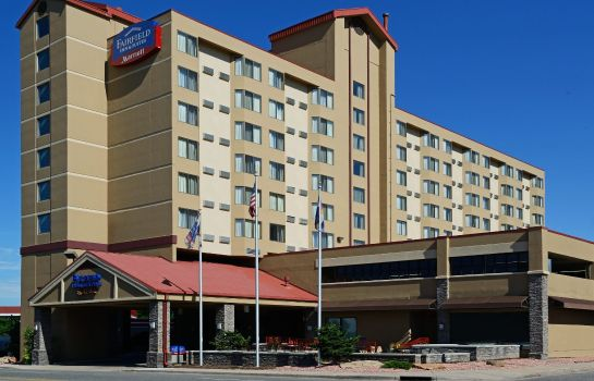 Außenansicht Fairfield Inn & Suites Denver Cherry Creek