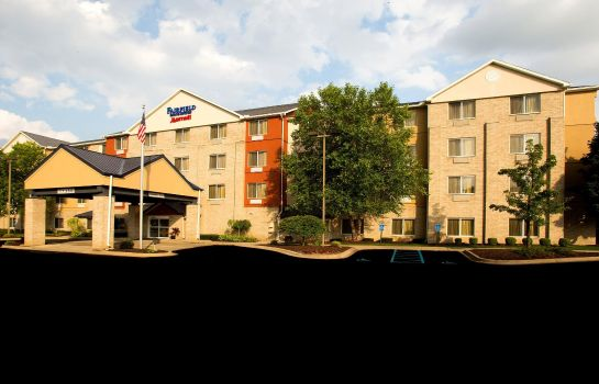 Außenansicht Fairfield Inn & Suites Detroit Livonia