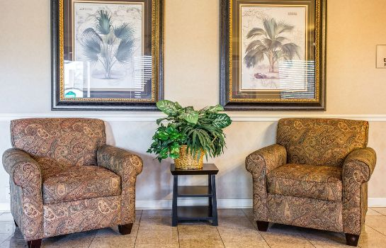 Hotelhal Quality Inn Fort Jackson