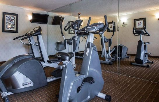 Installations sportives Quality Inn Fort Jackson Quality Inn Fort Jackson