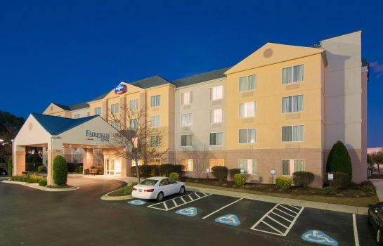 Vista exterior Fairfield Inn Columbia Northwest/Harbison