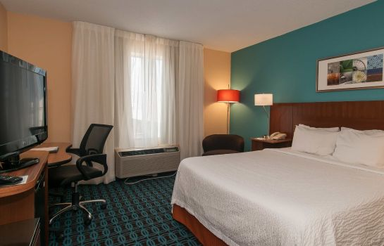 Zimmer Fairfield Inn Columbia Northwest/Harbison