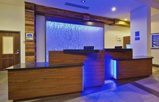 Hotelhalle Fairfield Inn & Suites Chattanooga Fairfield Inn & Suites Chattanooga