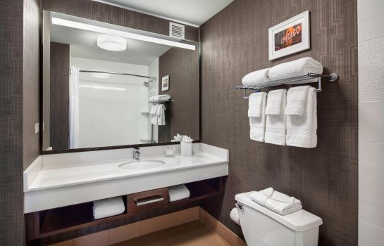 Info Fairfield Inn & Suites Chicago Downtown/Magnificent Mile