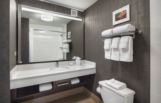 Kamers Fairfield Inn & Suites Chicago Downtown/Magnificent Mile