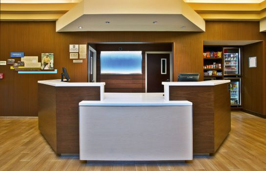 Hotelhalle Fairfield Inn & Suites Chicago Midway Airport